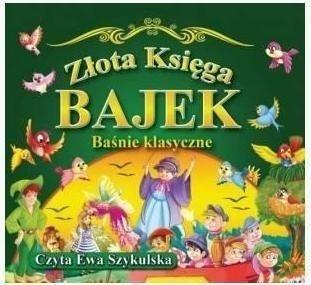 Złota Księga Bajek Bajki Klasyczne Audiobook Arti