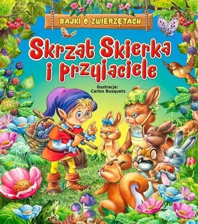 Skrzat Skierka I Przyjaciele Jarmołkiewicz
